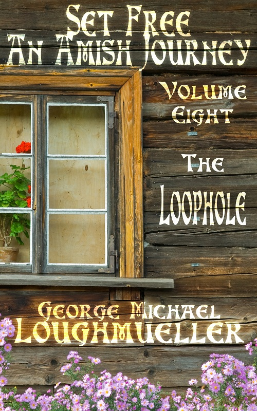 An Amish Journey - Set Free -Volume 8 - The Loophole