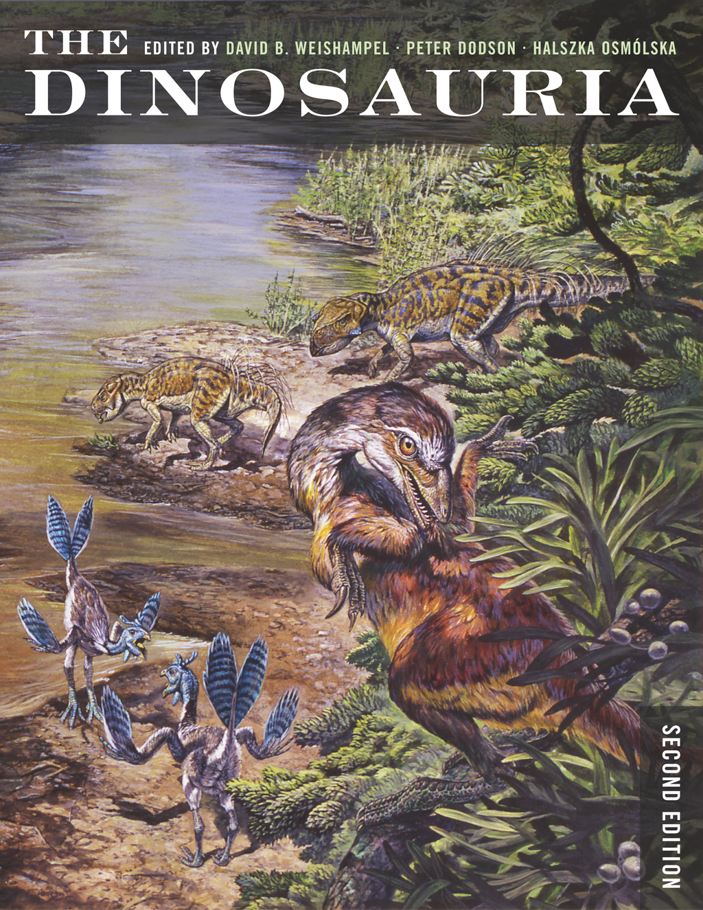 The Dinosauria By: