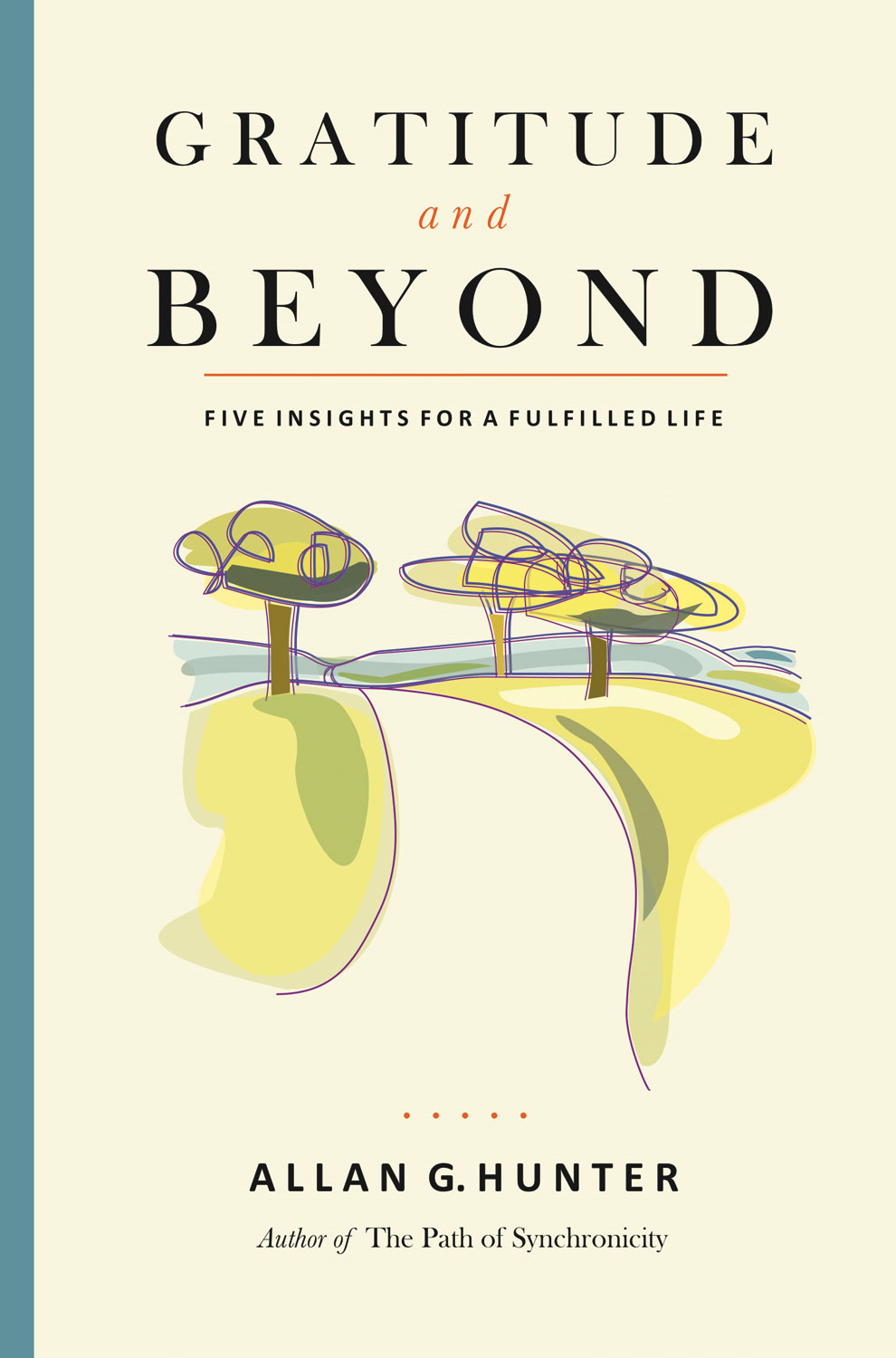 Book Cover: Gratitude and Beyond