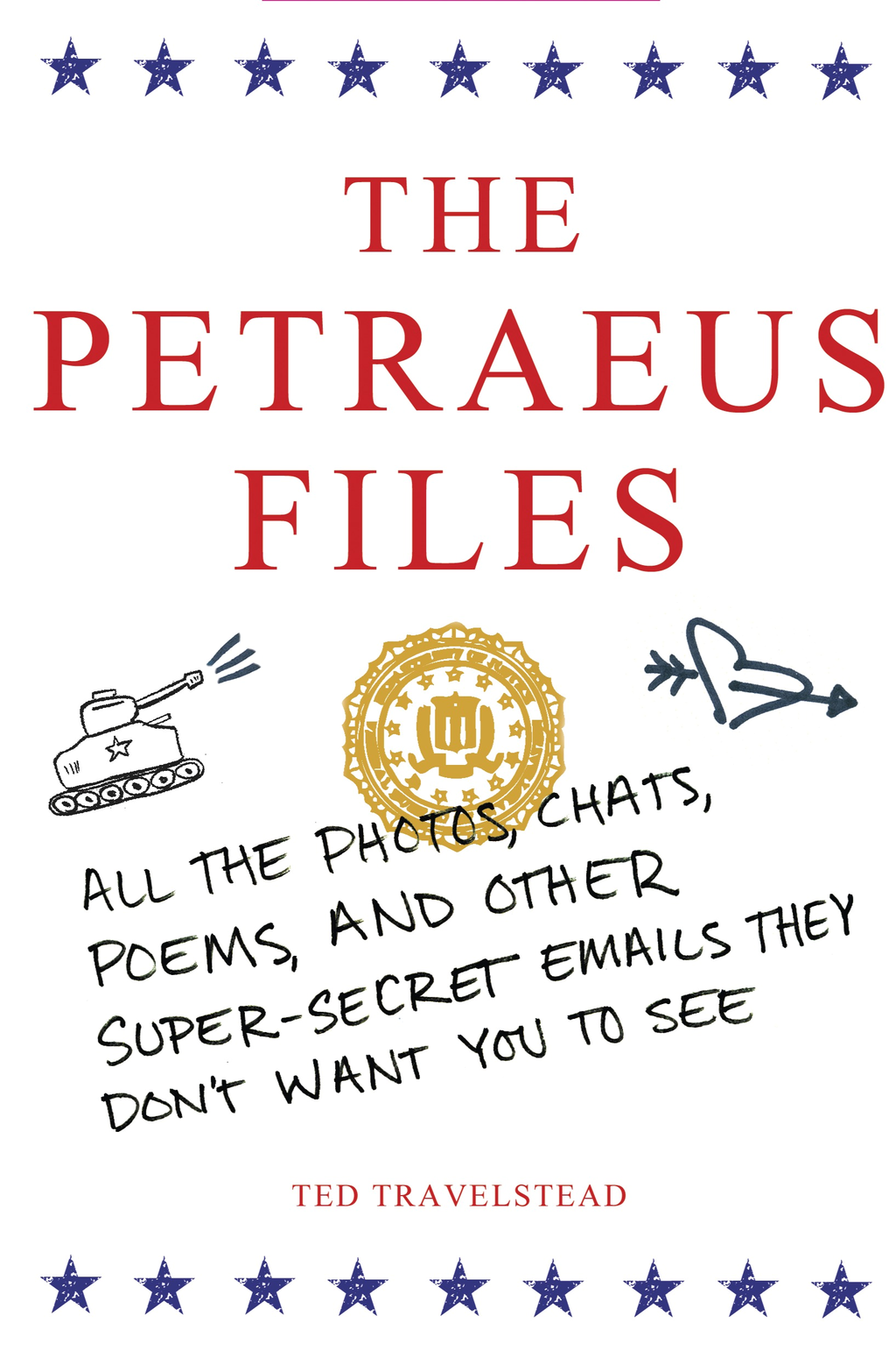 Book Cover: The Petraeus Files