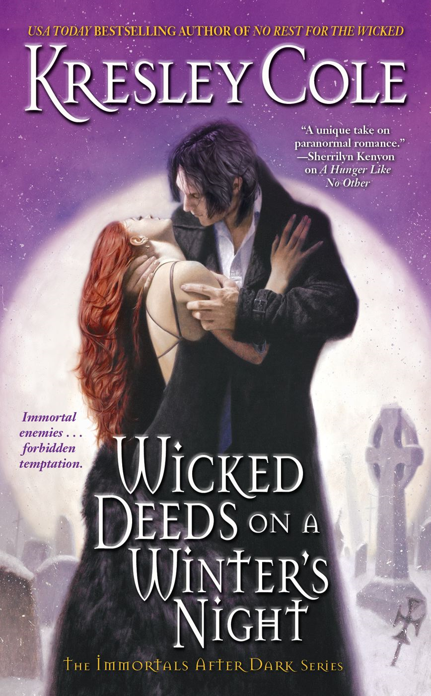 Wicked Deeds on a Winter's Night By: Kresley Cole