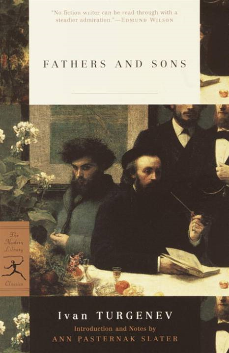 Fathers and Sons By: Elizabeth Cheresh Allen,Ivan Turgenev