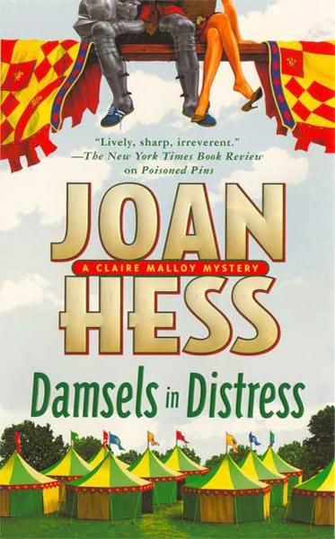 Damsels in Distress By: Joan Hess