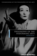 Philosophy Of The Performing Arts: