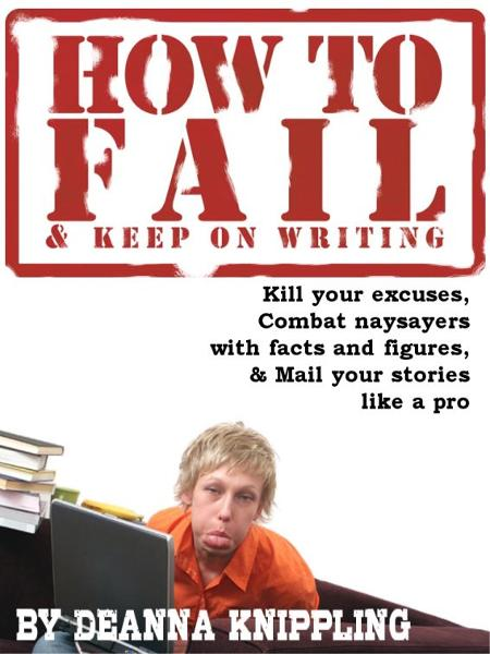 How to Fail & Keep on Writing