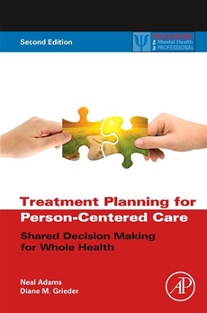 Treatment Planning for Person-Centered Care Shared Decision Making for Whole Health