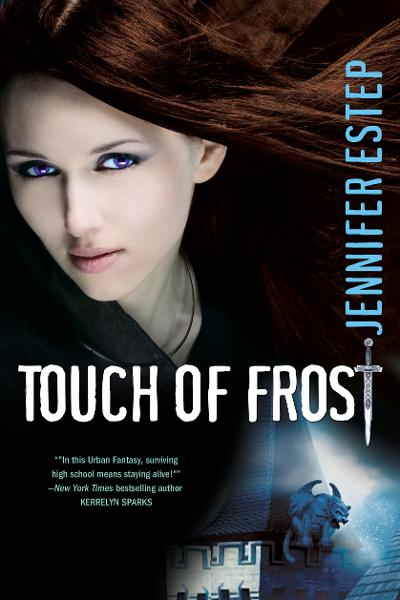 Touch of Frost By: Jennifer Estep