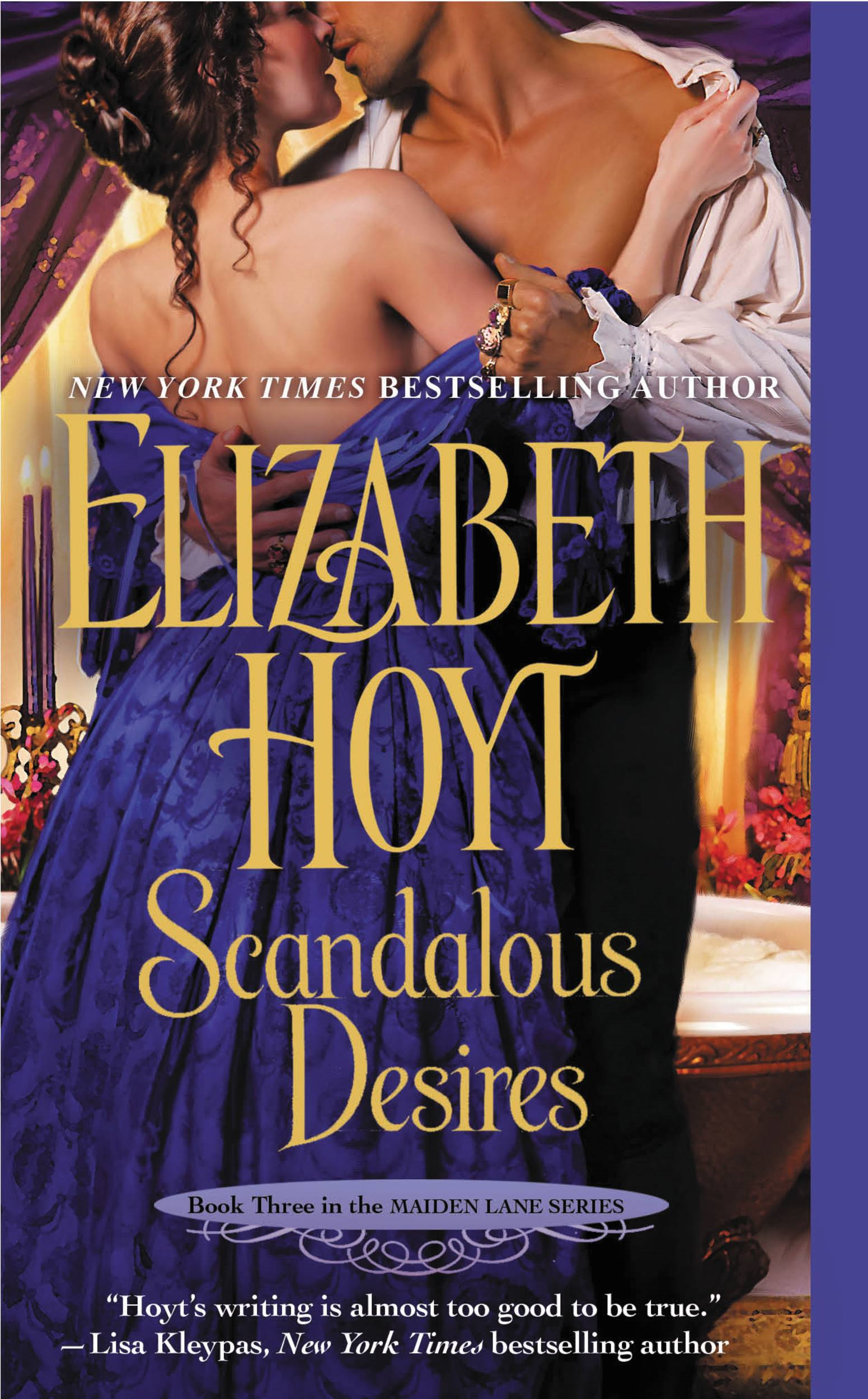 Scandalous Desires By: Elizabeth Hoyt