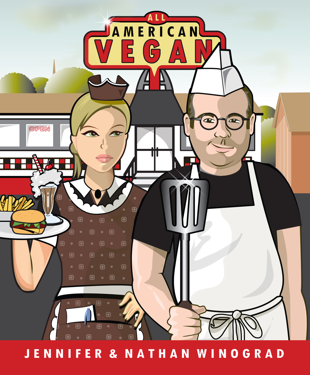All American Vegan: Veganism for the Rest of Us By: Jennifer Winograd,Nathan J. Winograd