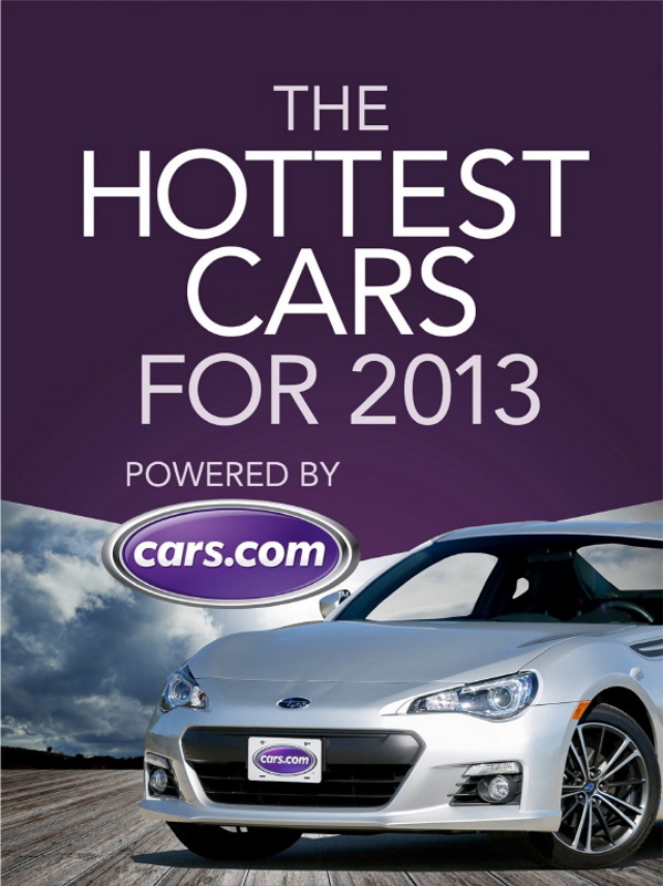 The Hottest Cars of 2013
