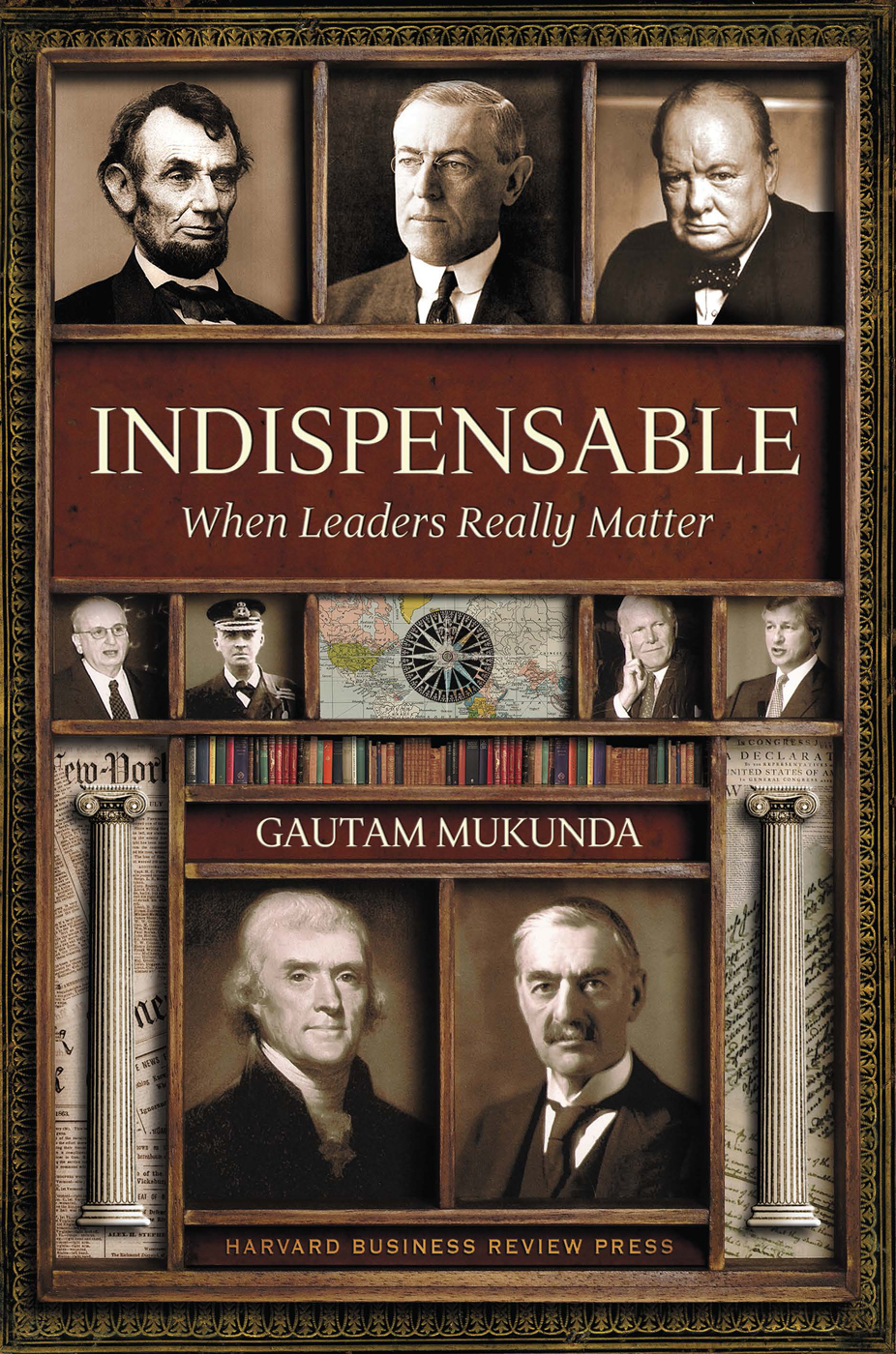 Indispensable By: Gautam Mukunda