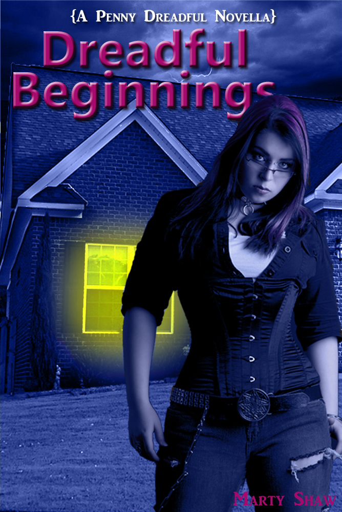 Dreadful Beginnings (A Penny Dreadful Novella)