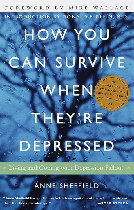 How You Can Survive When They're Depressed By: Anne Sheffield