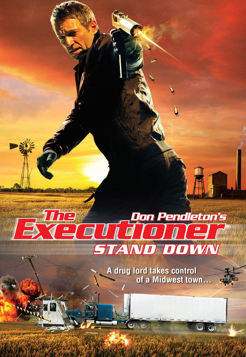 Stand Down By: Don Pendleton