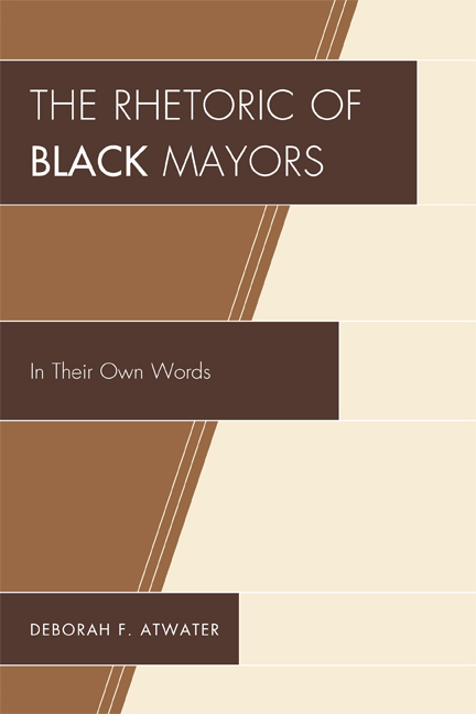The Rhetoric of Black Mayors