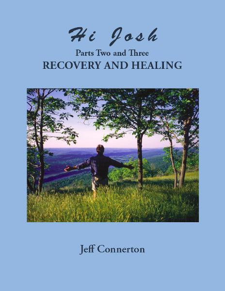 Hi Josh - Parts Two and Three: Recovery and Healing