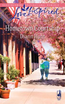 Hometown Courtship By: Diann Hunt