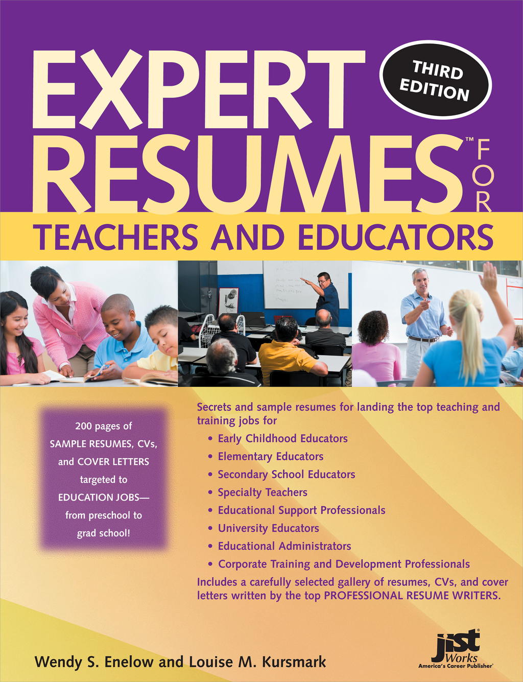 Expert Resumes for Teachers and Educators