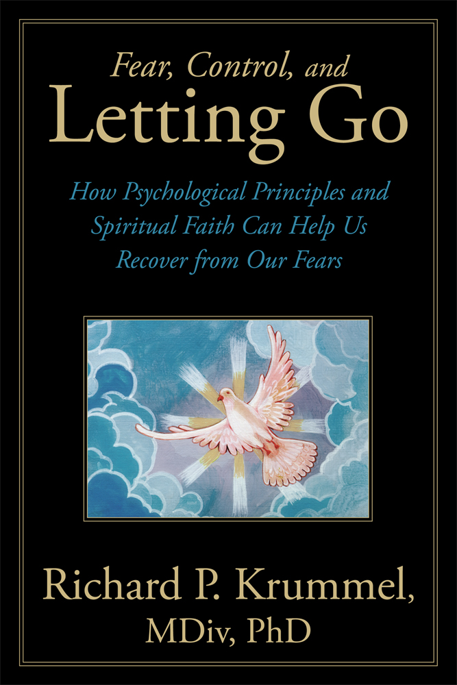 Fear, Control, and Letting Go