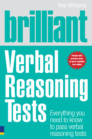 Brilliant Verbal Reasoning Tests Everything you need to know to pass verbal reasoning tests