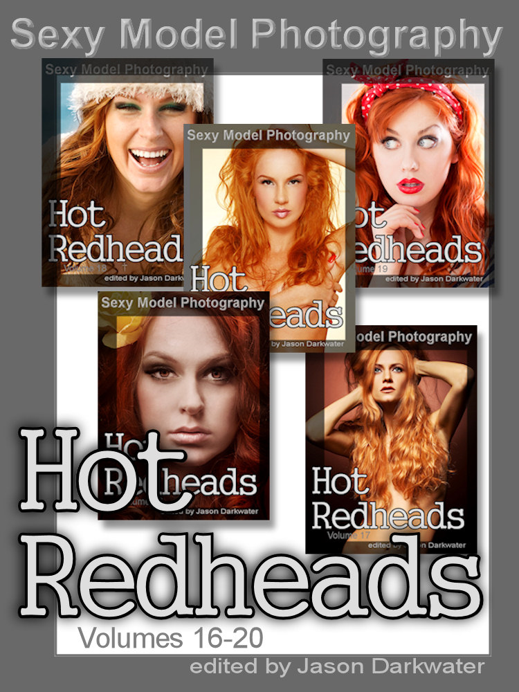 150 Redheads Collection: Hot Redheads, Photos & Pictures of Redhead Babes, Women, Girls & Chicks, Volumes 16-20