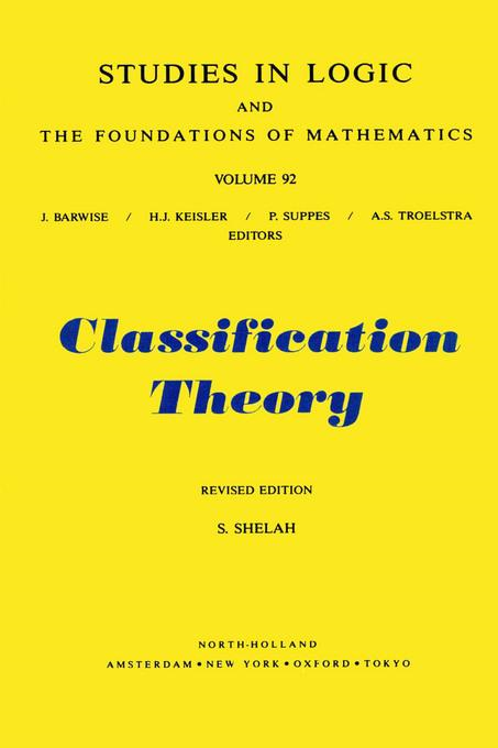 Classification Theory: and the Number of Non-Isomorphic Models