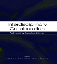 Interdisciplinary Collaboration An Emerging Cognitive Science