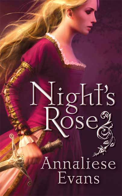Night's Rose By: Annaliese Evans