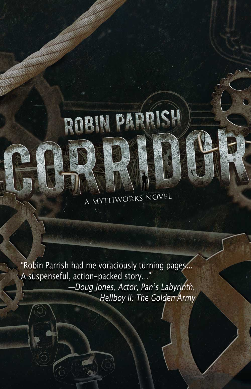 Corridor (For fans of Suzanne Collins, James Dashner, and Ally Condie)