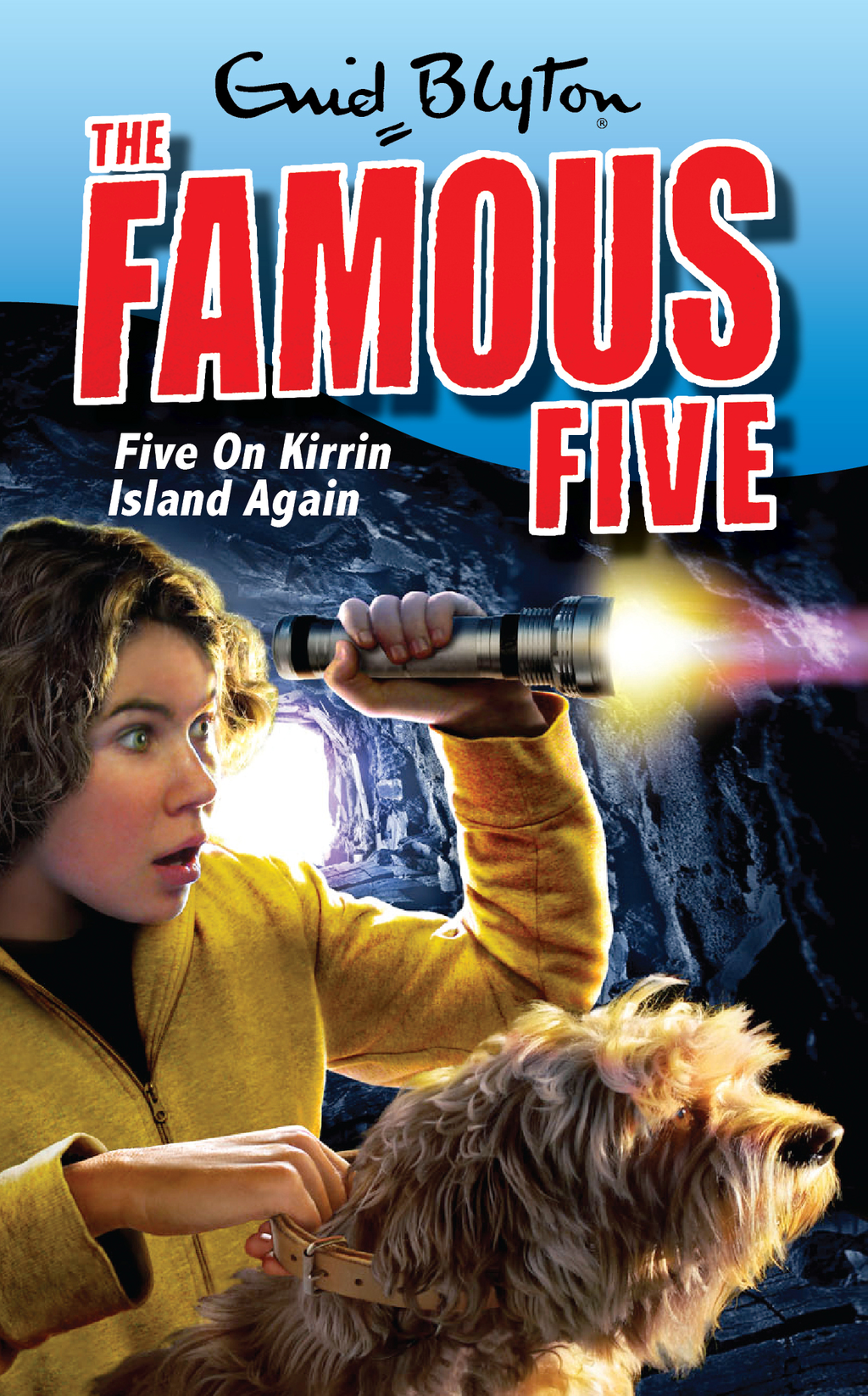 Famous Five 6: Five On Kirrin Island Again