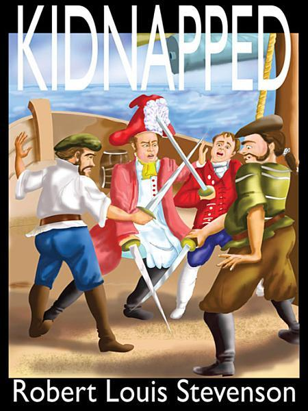 Cover Image: Kidnapped