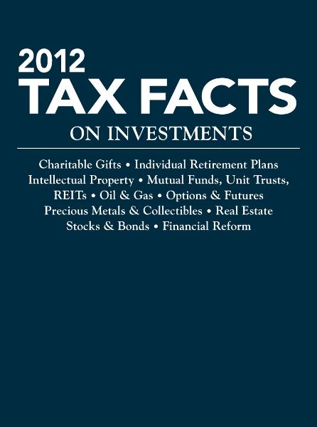 2012 Tax Facts on Investments