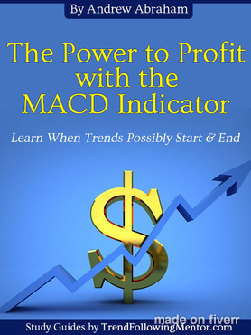 MACD Trading Indicator - Follow the trend & where trends possibly start and stop
