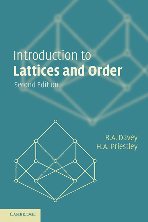 Introduction to Lattices and Order