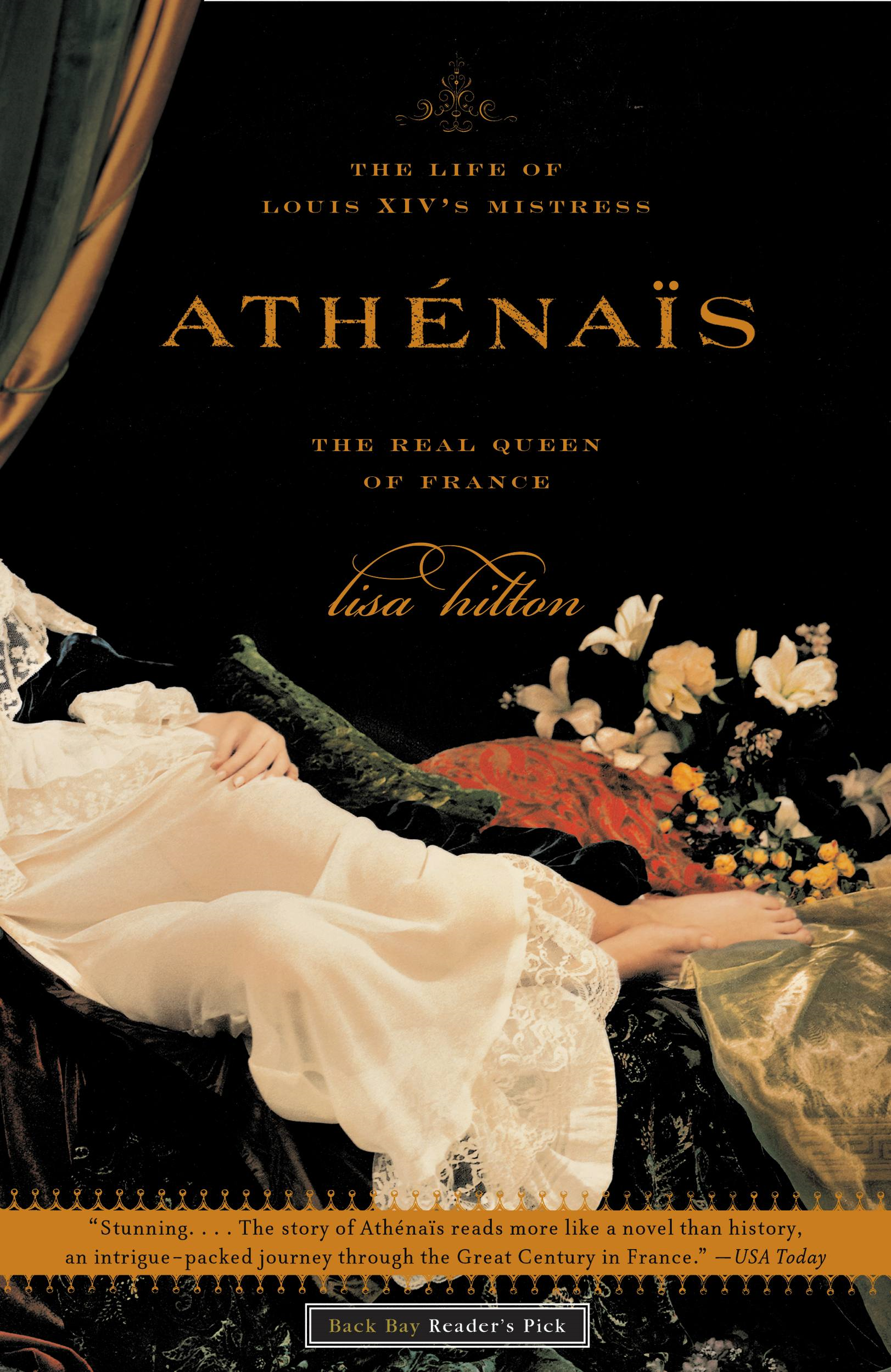 Athenais By: Lisa Hilton