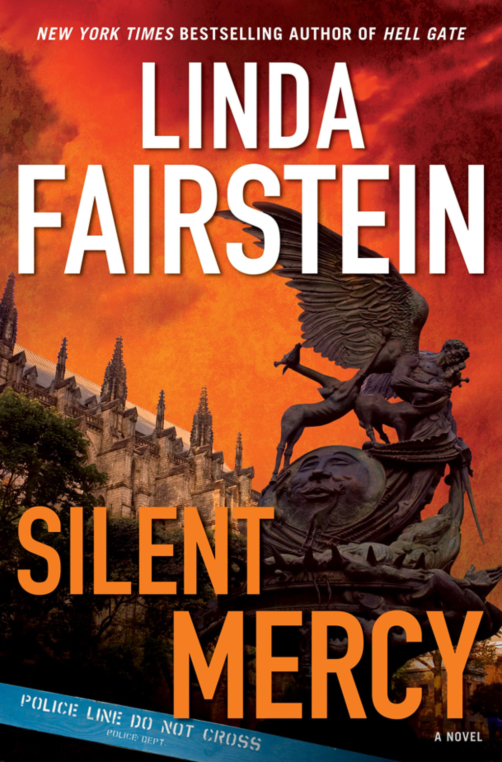 Silent Mercy By: Linda Fairstein