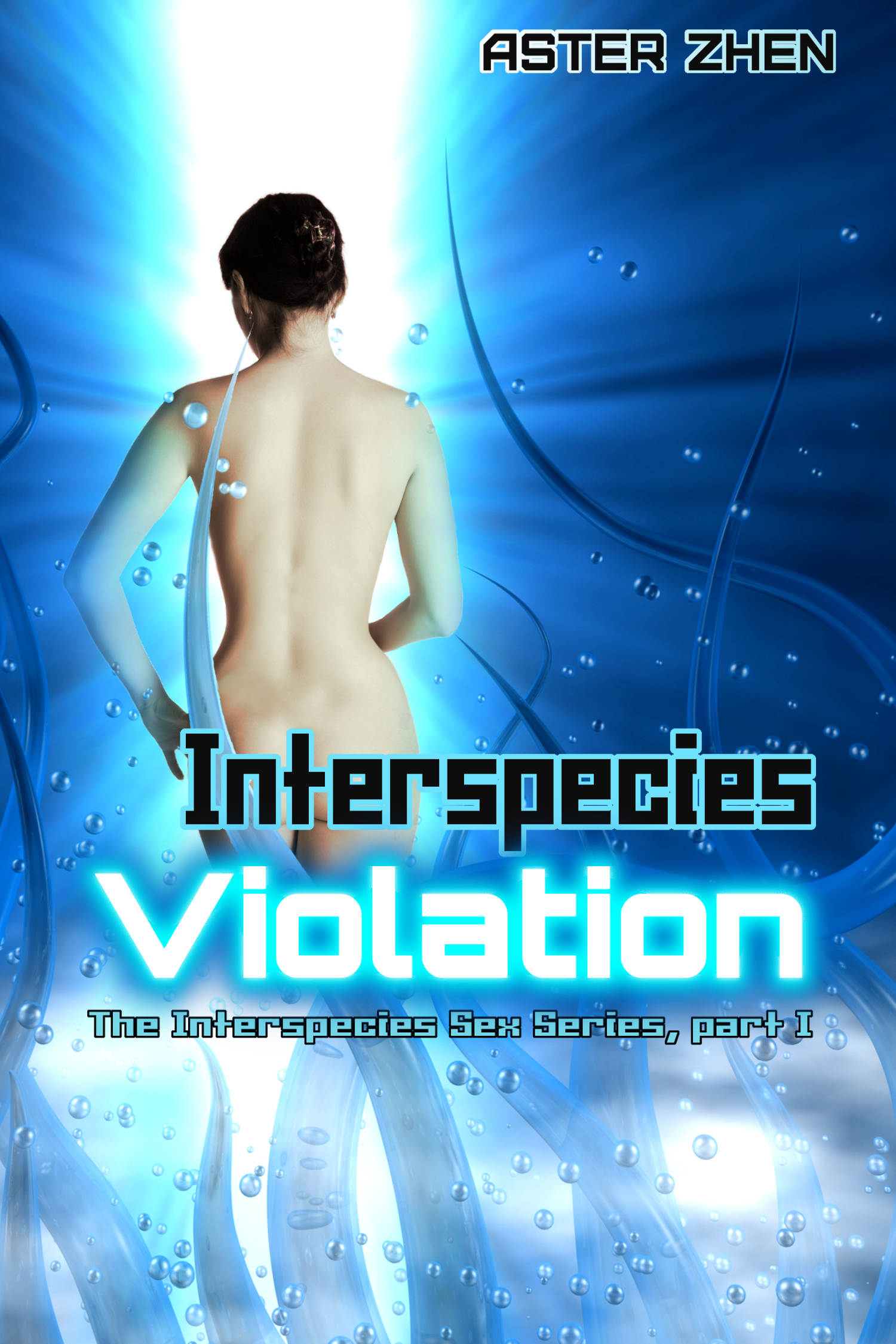 Interspecies Violation (tentacle impregnation monster breeding erotica)
