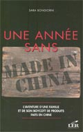 Une année sans Made in China