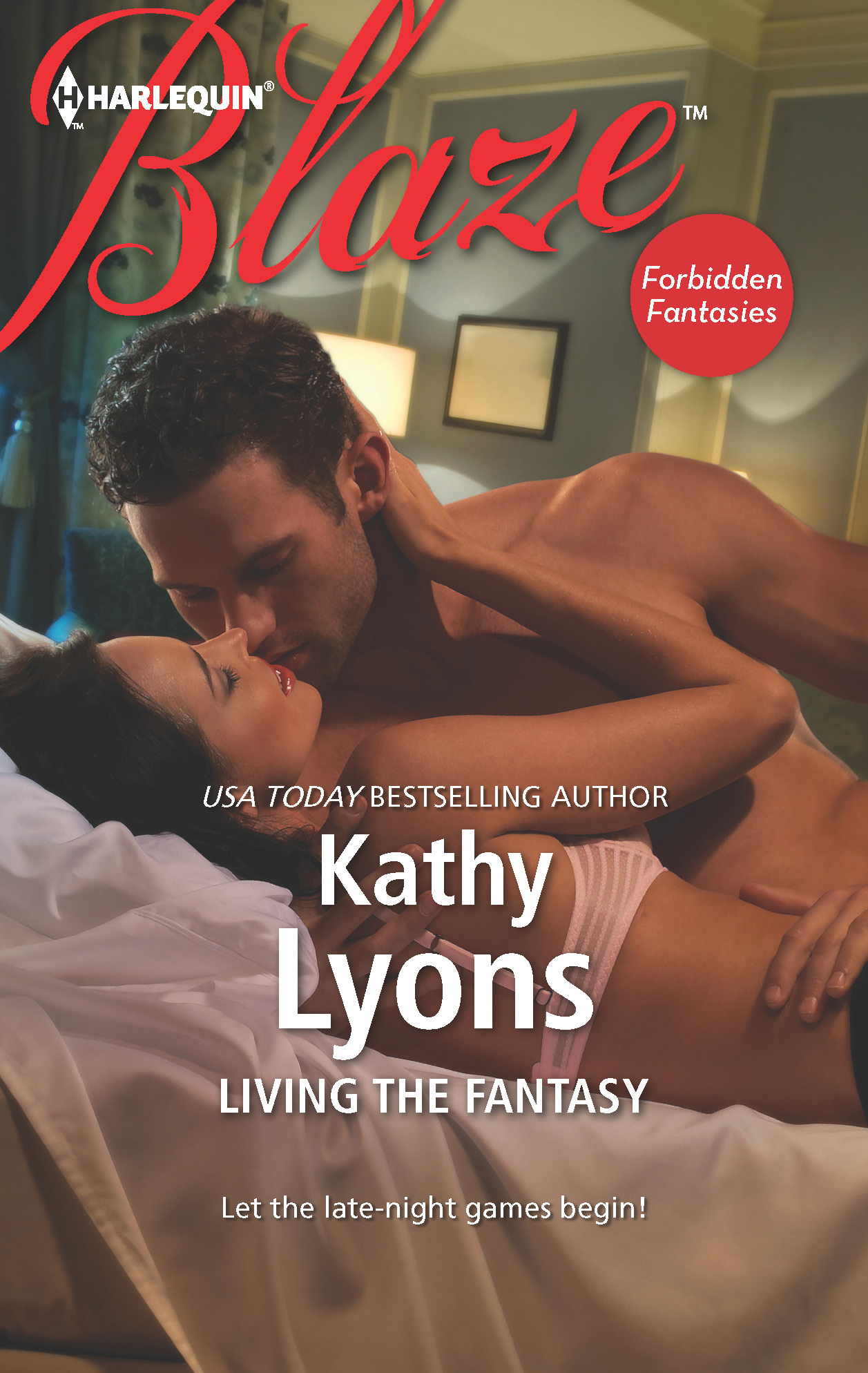 Living the Fantasy By: Kathy Lyons