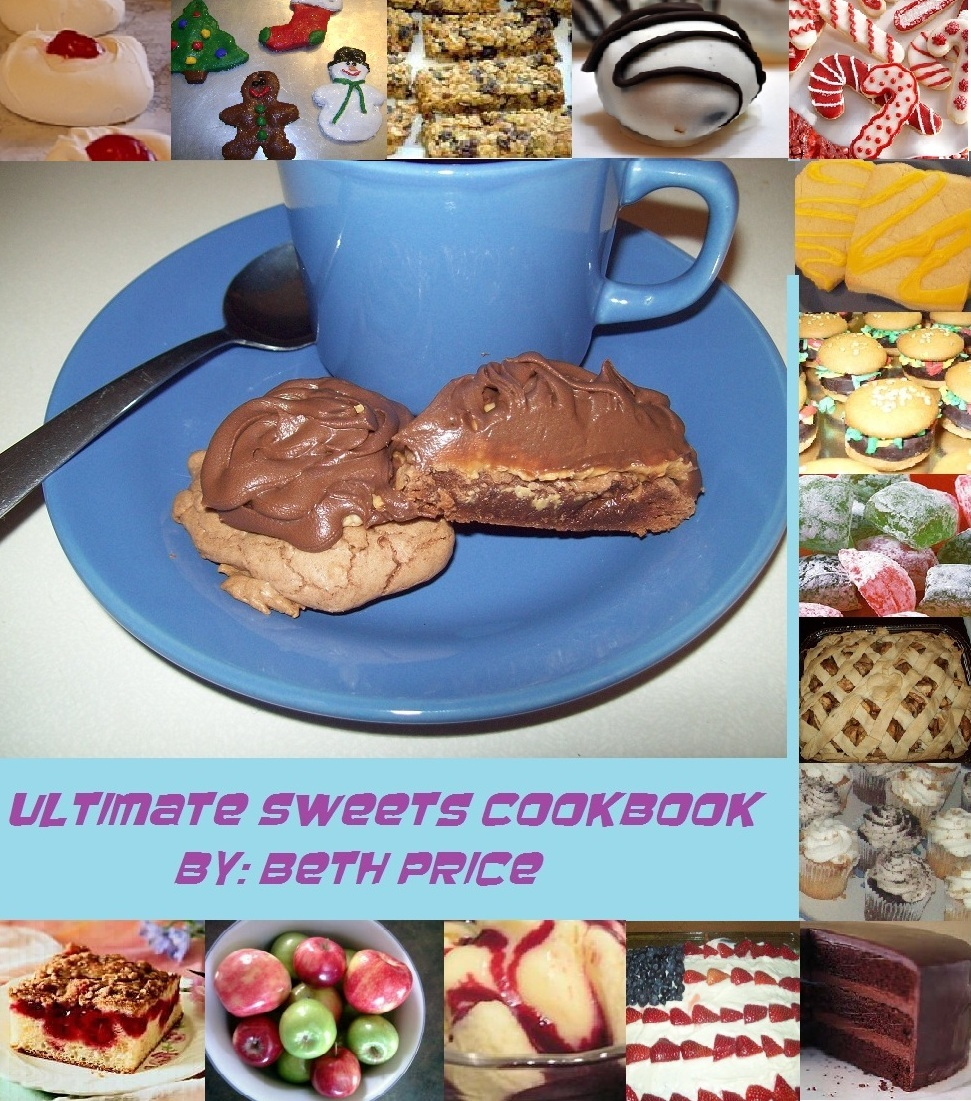 Ultimate Sweets Cookbook