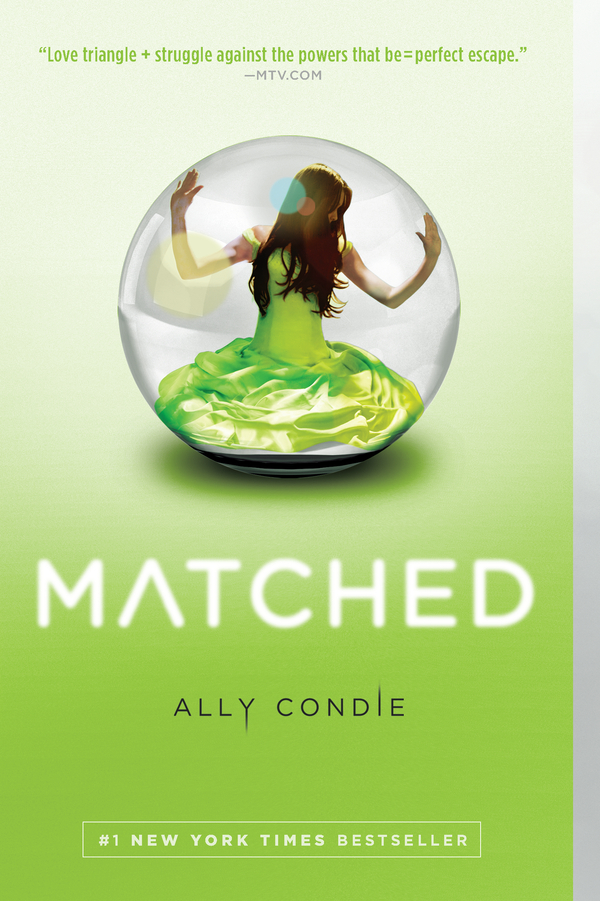 Matched By: Ally Condie