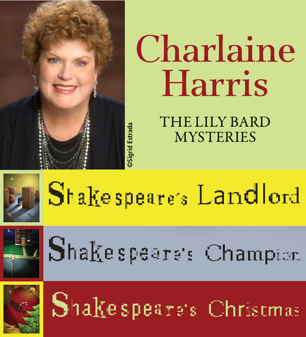 Charlaine Harris: The Lily Bard Mysteries
