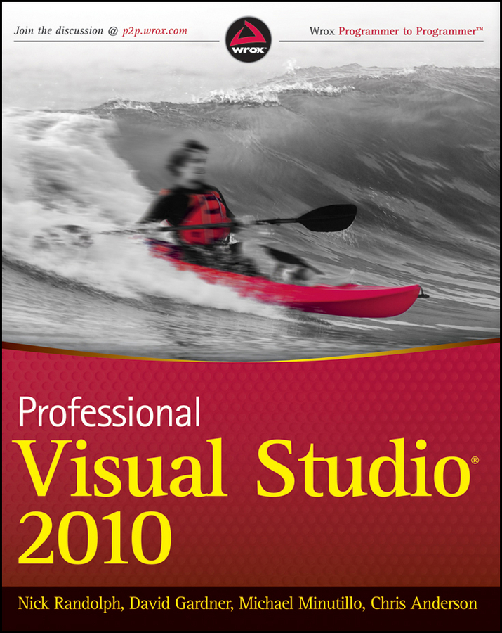 Professional Visual Studio 2010