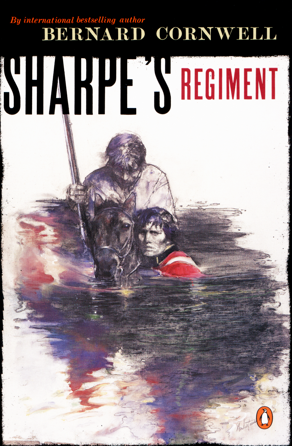Sharpe's Regiment (#8) By: Bernard Cornwell