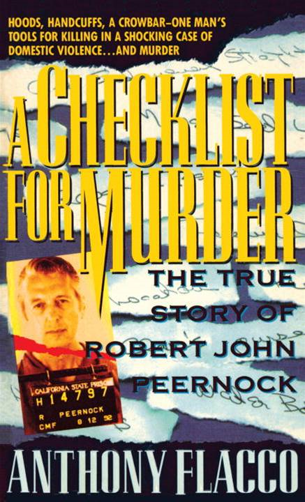 A Checklist for Murder By: Anthony Flacco