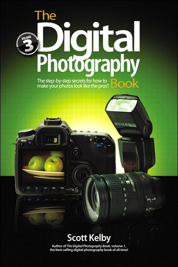 The Digital Photography Book, Volume 3,  ePub By: Scott Kelby