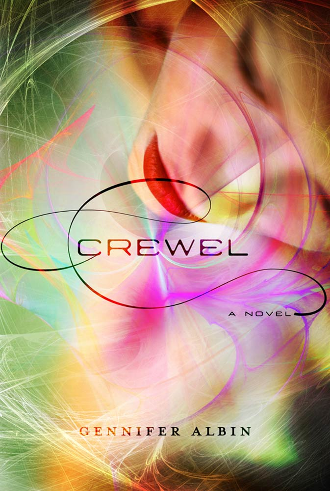 Crewel By: Gennifer Albin