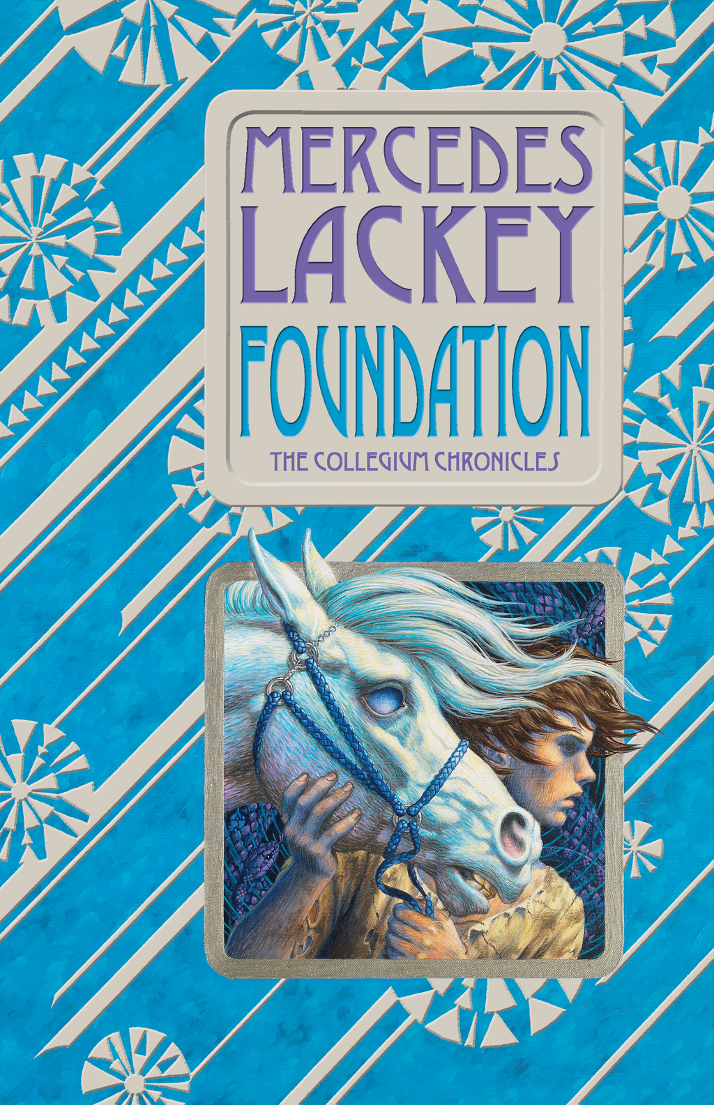 Foundation By: Mercedes Lackey