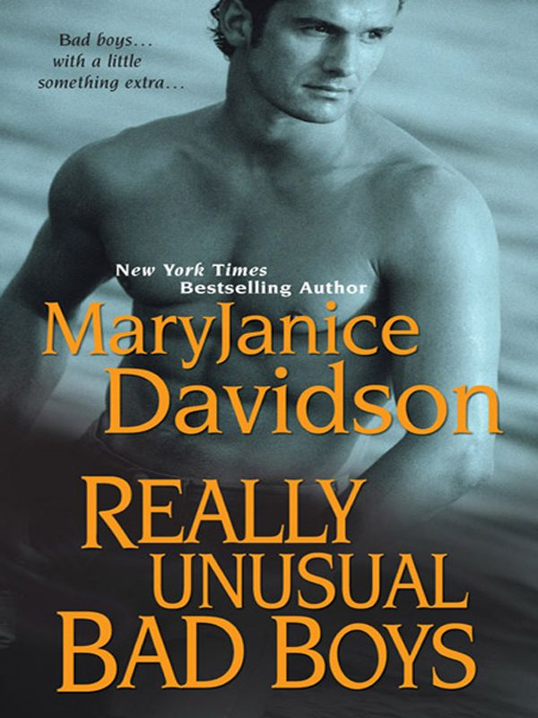 Really Unusual Bad Boys By: MaryJanice Davidson