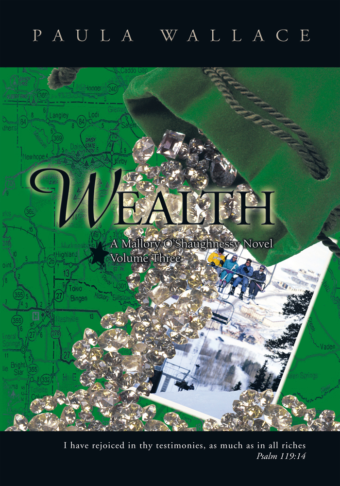 WEALTH: A Mallory OShaughnessy Novel